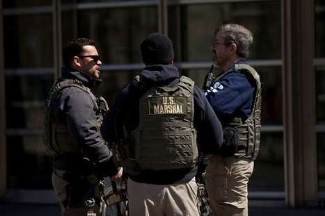 U.S. Marshals secretly tracked 6,000 cellphones | Criminal Justice | Scoop.it