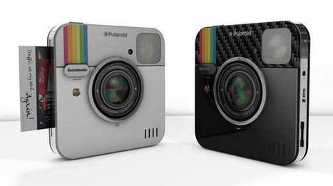Polaroid will Instagram Kamera 2014 auf den Markt bringen | Camera News | Scoop.it