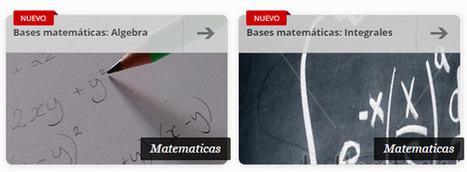15 cursos online y gratuitos en español que inician esta semana.- | Educación, pedagogía, TIC y mas.- | Scoop.it