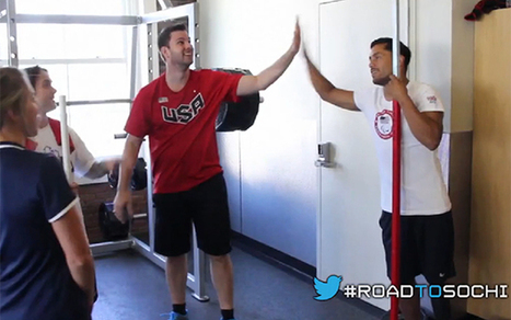 Inside The Life: High Performance Team Behind The Team - TeamUSA.org | Team performance | Scoop.it
