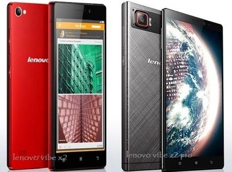 Harga Spesifikasi Lenovo Vibe X2 dan Vibe Z2 | TechnoGrezz | warung info | Scoop.it