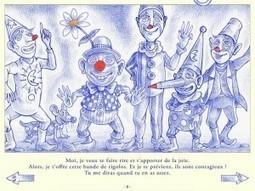 Bleu de toi : un livre numérique différent et inventif - La Souris Grise | Must Read articles: Apps and eBooks for kids | Scoop.it