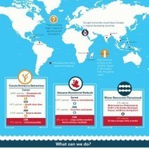 A 4 Degree Warmer World - We can and must avoid it | INTERNATIONAL YEAR OF WATER COOPERATION 2013 | Scoop.it