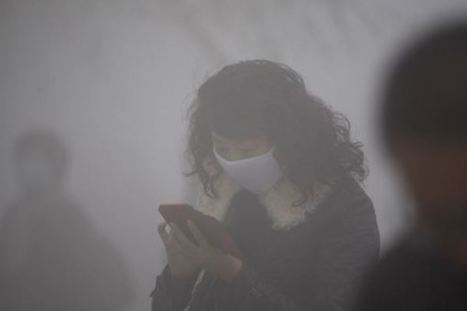 In China's Polluted Cities, the Smog May Be Here to Stay | TIME.com | Sustain Our Earth | Scoop.it