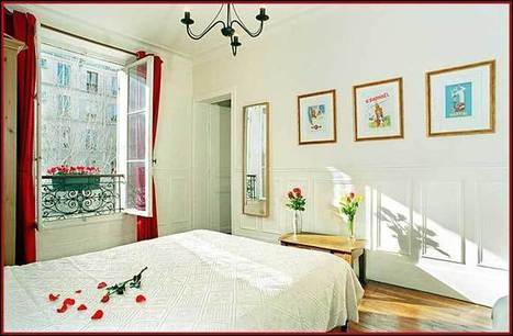 Two Bedroom Holiday Apartment For Rent In Paris | Vacation In Paris | Scoop.it