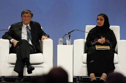 Trois Arabes dans la liste Forbes des femmes les plus puissantes du monde | Geopolis | ParisBilt | Scoop.it