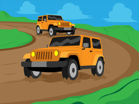 How to Go Off Roading in an SUV   All About Offroad Car Accessories   Scoop.it