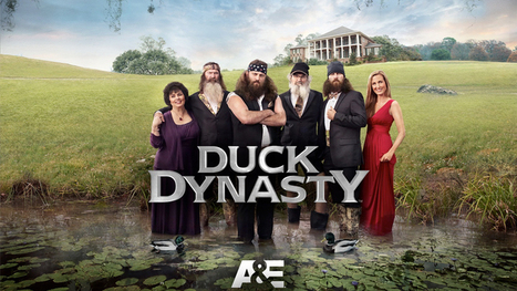 Twitter encense la série Duck Dynasty pour sa stratégie SocialTV - Social TV & TV Connectée | Digital Experiences by David Labouré | Scoop.it