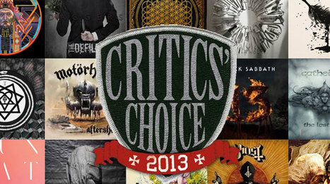 Metal Hammer's Top 50 Albums Of 2013: 15-11 | Features | Metal Hammer | jeff's front page of music, sports, and more | Scoop.it
