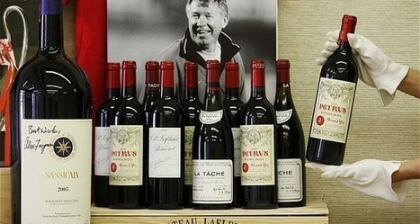 Former Manchester United manager Sir Alex Ferguson $5 million wine collection up for auction - American Hard Assets | Auctions and Collectibles | Scoop.it