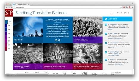 Portfolio | Websites for Translators | Web Content Enjoyneering | Scoop.it