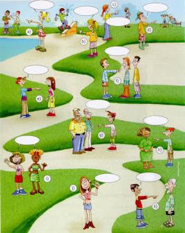 ¡Vamos a ser los mejores!: PRONOMBRES PERSONALES | Español para los más pequeños | Scoop.it