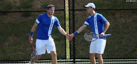 Former Men's Tennis Players Win First Professional Doubles Title | University of Memphis men's tennis | Scoop.it