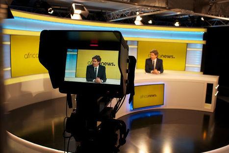 Africanews, la chaîne qui ambitionne d'informer le continent depuis Brazzaville | DocPresseESJ | Scoop.it