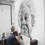 Fingerprint Paintings by Chuck Close - Pondly | Life and Leadership | Scoop.it