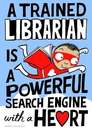 Why your child deserves a school librarian. | School Libraries | Scoop.it