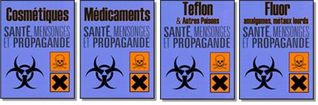 Substances Chimiques ● Ce qu'on vous cache #CQVC ● Danger! | MENU Santé Danger ! #CQVC | Scoop.it