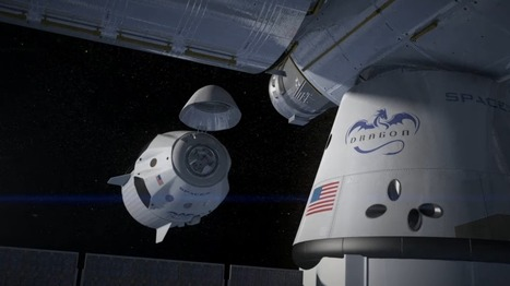 SpaceX Unveils Its New Dragon Spacecraft | Entrepreneurship | Scoop.it