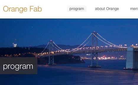 Orange agrandit son réseau d'accélérateurs de start-ups en France, au Japon en Pologne   startup & entrepreneurship   Scoop.it
