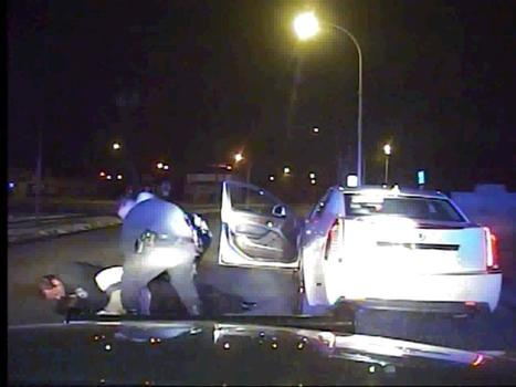 Detroit man says Inkster police beat him during traffic stop | Criminal Justice in America | Scoop.it