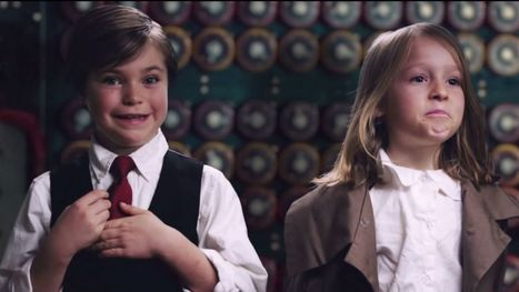 2015 Oscar Movies Are Way Cuter When Wee Children Act Them Out: Watch | What's up, TV? | Scoop.it