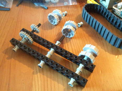 How to Make a Raspberry Pi Lego Robot: Part 1 - Andrew Oakley | Raspberry Pi | Scoop.it