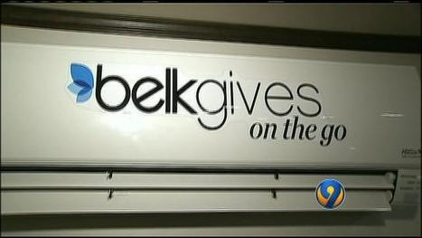 Belk, Charlotte Radiology reveal new breast cancer testing tool | Belk Gives on the Go | Scoop.it