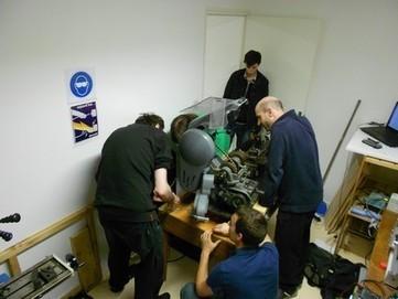 Création: Les FabLabs bretons tissent leur toile | Fab Lab à l'université | Scoop.it