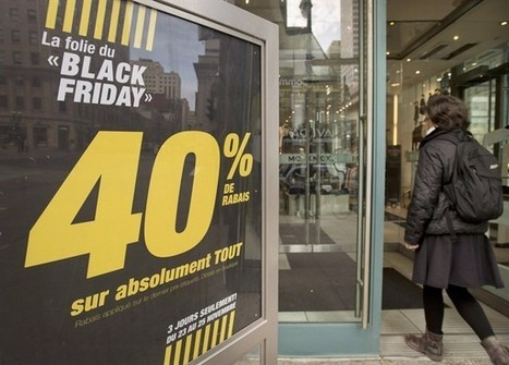 Retailers compete for customers with 'Canadian' Black Friday push | Winnipeg Market Update | Scoop.it