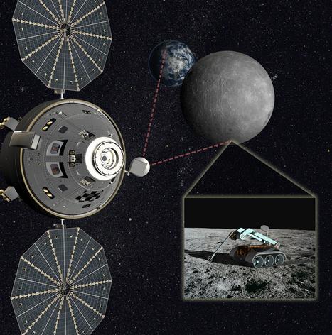 Hovering moon base may be on NASA's horizon | KurzweilAI | Moon Exploration | Scoop.it