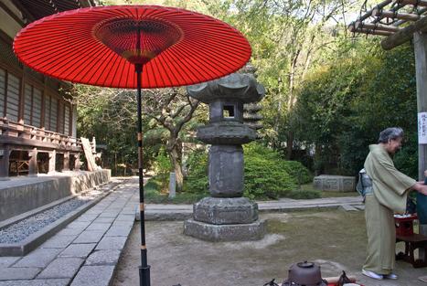 Chanoyu, histoire de la cérémonie du thé au Japon - Kyototradition | Kyototradition - Artisanat traditionnel japonais | Scoop.it