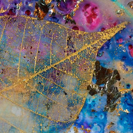 Art Therapy: Painting to Heal - Utne Reader Online | Energy Healing & Somatic Bodywork | Scoop.it