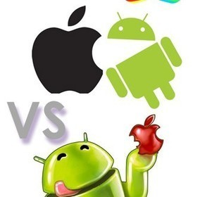 Giants Leap Stories Will Unleash With Android 4.4 Vs Apple IOS 7 | A new iphone 5s with its bold features and standards | Scoop.it