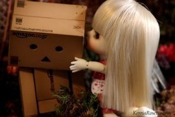 A Day with Danbo - Fashion Doll Clothing Designed and Created by ... | Danbo | Scoop.it