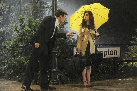 Time Of The Season » How I Met Your Mother : L'amer au revoir | Time of the season, Blog Séries télé | Scoop.it