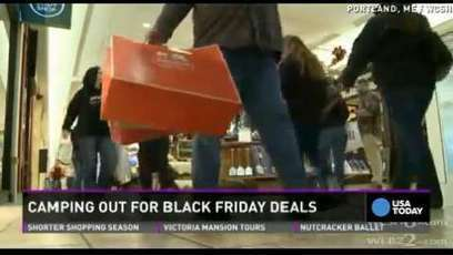 Shoppers tell the story of Black Friday weekend - Detroit Free Press | uniware | Scoop.it