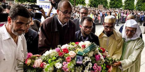 A Mantes-la-Jolie, des milliers de «musulmans ordinaires» défilent «contre la barbarie» | osez la médiation | Scoop.it
