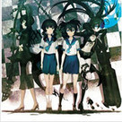 "Manga UK Licenses ""Black Rock Shooter"" Anime 