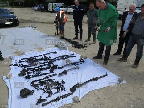 Trois corps de poilus découverts dans le chantier du Mémorial de Verdun | Nos Racines | Scoop.it