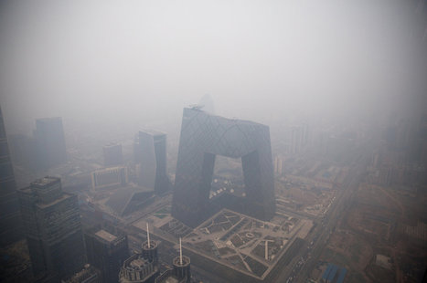 As Pollution Worsens in China, Solutions Succumb to Infighting | The Glory of the Garden | Scoop.it