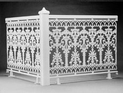 Wrought Iron Juliet Balcony -Dankha   Wrought iron staircases Sydney   Scoop.it