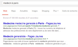 SEO : comment PagesJaunes.fr s'est ouvert à Google | Revue de presse du Web | Scoop.it