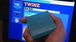 Twine connects your whole world to the internet | Arduino Focus | Scoop.it