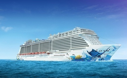 52 New Cruise Ships Will Debut by 2018, 25 Planned for This Year | travel | Scoop.it