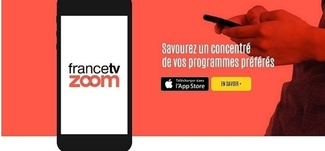France Télévisions coupe son service France TV Zoom | Mobile en france | Scoop.it