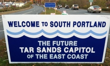 Small Town Declares All-Out Offensive Against Tar Sands Port | sustainablity | Scoop.it