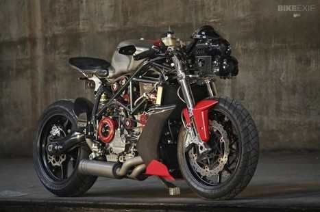 Ducati 749 by Gustavo Penna | Ductalk Ducati News | Scoop.it