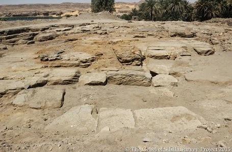 Les Découvertes Archéologiques: Un immense temple découvert à Gebel Silsileh en Egypte | Merveilles - Marvels | Scoop.it