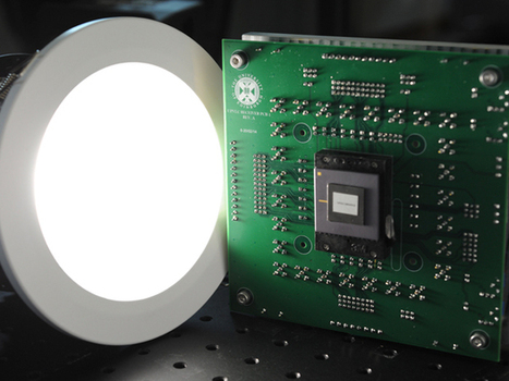 Li-Fi Gets Ready to Compete With Wi-Fi - IEEE Spectrum | Engineering and Physical Sciences news | Scoop.it