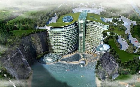 Five-star cave hotel to open in China - Telegraph.co.uk | Travel | Scoop.it